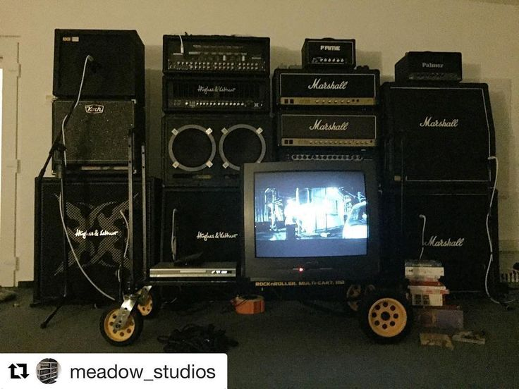 #Repost @meadow_studios Because my and some friends of us dogs are feared to death by #fireworks  we decided to use my #recordingroom as a shelter for the animals. This makes sence of course because its not just a no-inside-out but also a no-outside-in regarding noises. So we put countless #mattresses on the floor a #tv and a #dvdplayer in and made a peaceful lie-in together with the #doggies . While outside the #newyearfireworks and a #thunderstorm would have been hell for the dogs there…