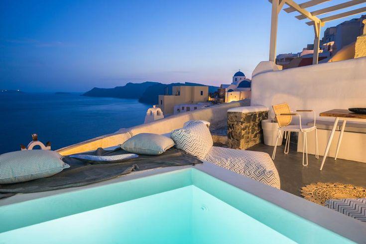 Booking.com: Appartement Canvas Suites - Oia, Grèce