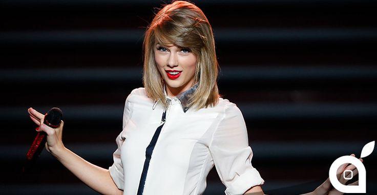 Taylor Swift pubblicherà il proprio film-concerto 1989 World Tour in esclusiva su Apple Music