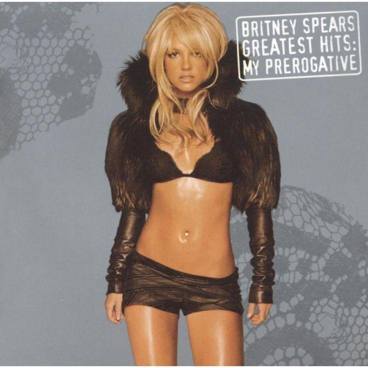 Britney Spears - Greatest Hits: My Prerogative (CD)