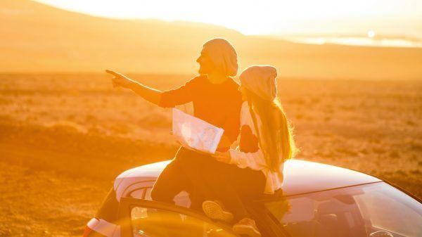 Podróż romantyczna