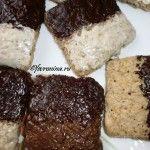 """немецкое овсяное печенье с орехами """"домино"""""""