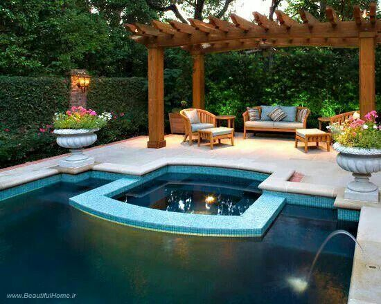 45 best Pool Pergola / Gazebo Ideas / Designs images on Pinterest ...