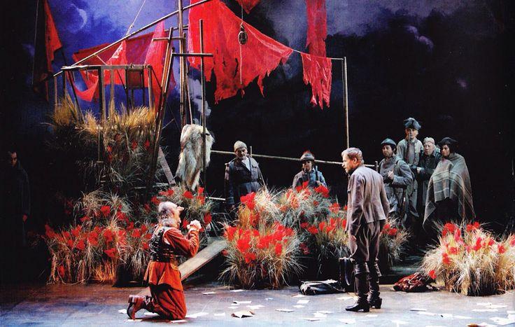 Cyrano de Bergerac, par Denis Podalydes. La guerre.