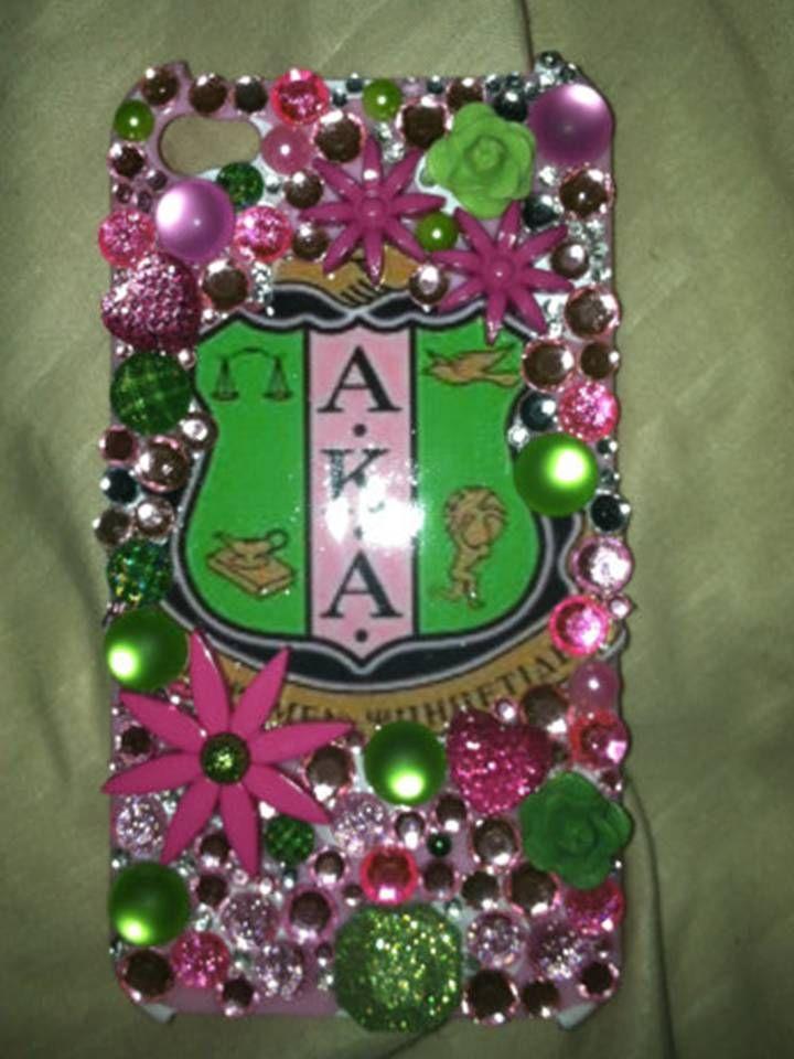 AKA iPhone case