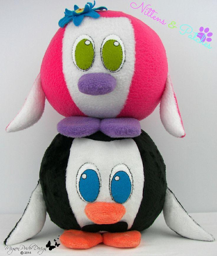 Karli & Kutta Penguin :)