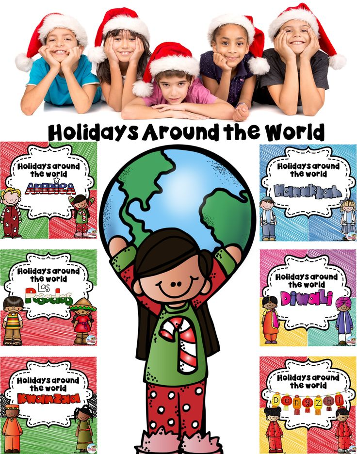Holidays Around the World ~ Diwali ~Christmas~ Hanukkah ~Las Posadas ~Kwanzaa ~ Dong Zhi  Teach your students about Holidays around the world with this fun filled pack. This set has a PowerPoint presentation that includes real life photos to share with your class. There is also a set of QR code stories and videos that will extend the learning. Each code is clickable so if you don't have tablets you can still show the videos on your computers!