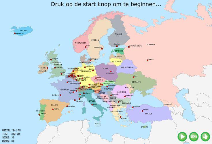 oefenen europa
