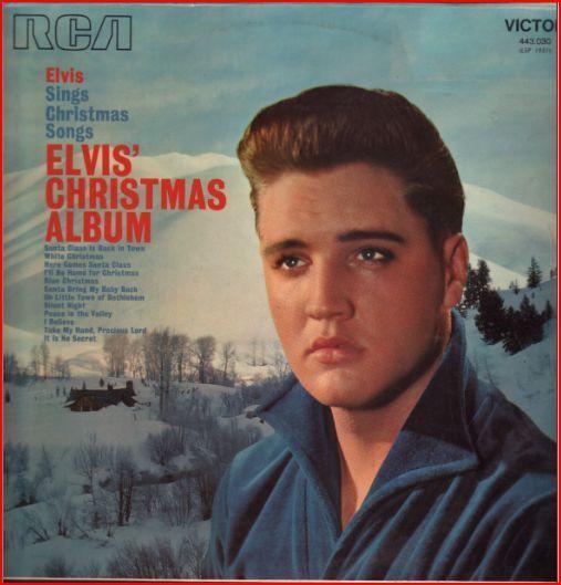 Elvis Presley's first Christmas album