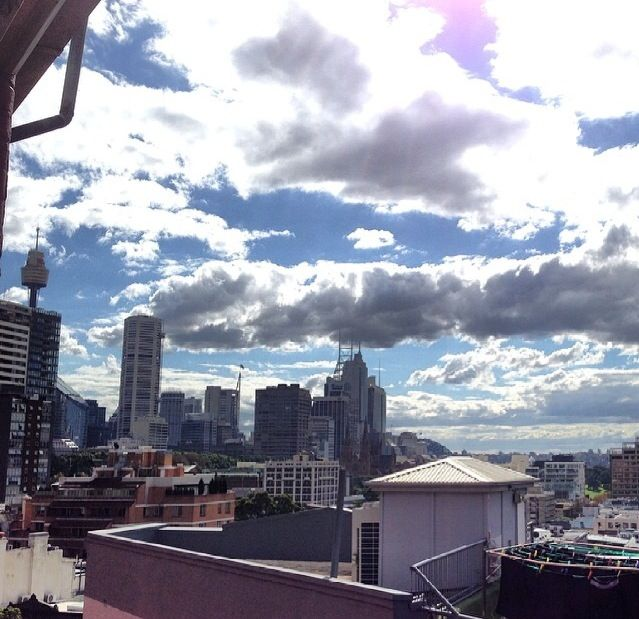 View from My Uncle's Condo, May 2nd 2014 Sydney