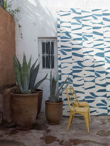 MOROCCO | SHOP | POPHAM TILES #thestylistsguidetomorocco