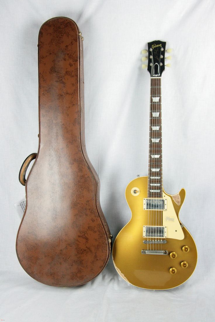 2018 Gibson 1957 HEAVY AGED Goldtop Les Paul Historic Reissue! R7 57 CC36  Collectors Choice