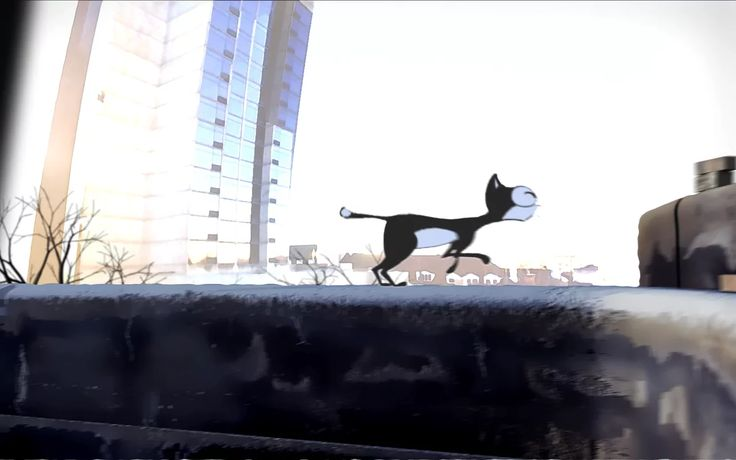 I have a cat who had vertigo at heights when I was a kid. So I did an animation on that. I was just exploring my animation. I did the animation by hand, I hope to…  #kitten, #kat, #cat, #handdrawnanimation, #2d animation, #3d animation, #sketch animation, #scribble animation