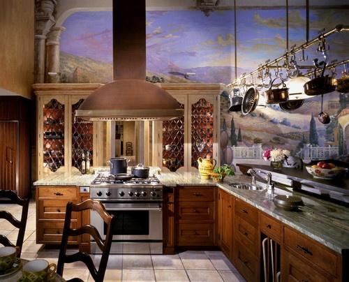 Mediterrane kücheneinrichtung ~ Die besten mediterranean style kitchen interior ideen auf