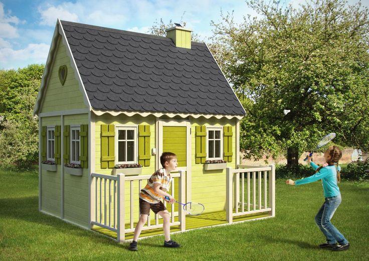 Księżniczka | Drewniane domki dla dzieci - Dżepetto