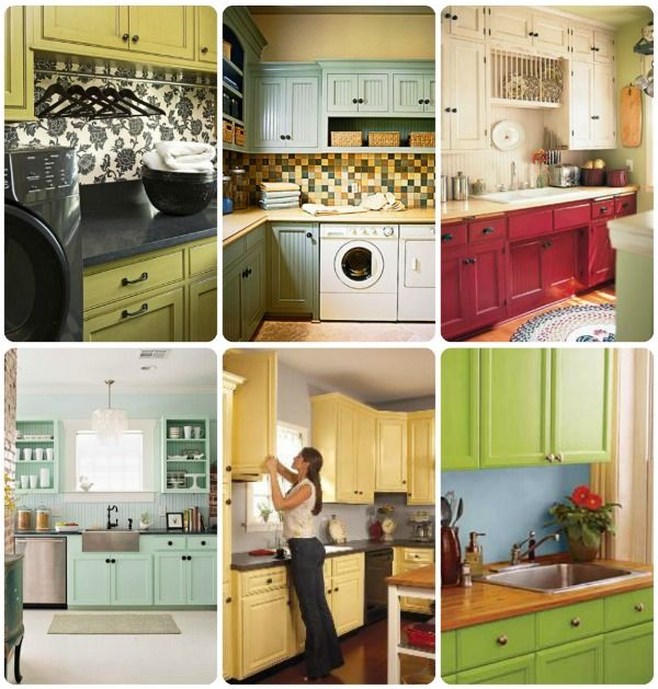 DIY Updated Kitchen Cabinetry – A Real Investment.  I don't have the option of expanding my kitchen, and cabinets are okay, just beat-up from use.  So paint will be our saving grace in updating the kitchen.  #SpringintotheDream