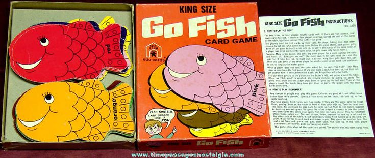 17 best images about childhood games on pinterest game for Go fish cards