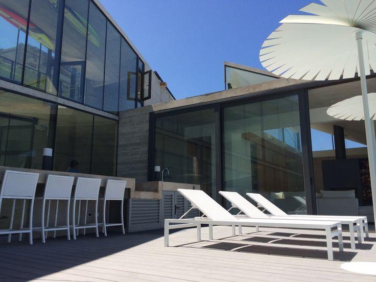 Casa Beranda / Terraza / S3 Schmidt Arquitectos / Somarriva & Da-Bove Decoración