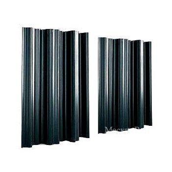 Ширма Museum от итальянского производителя Alivar. Каркас выполнен из гнутой фанеры ясеня. Модель предназначена для спальни в современном стиле. Цветовая гамма: натуральный цвет дерева, черный.