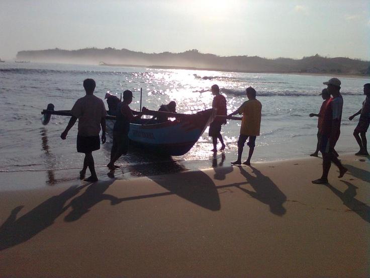 Pantai Tambak Rejo Blitar