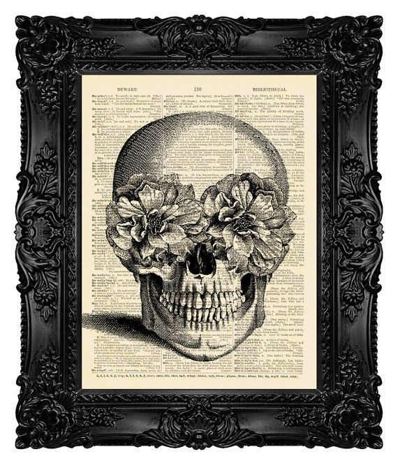 Hey, I found this really awesome Etsy listing at http://www.etsy.com/listing/107702431/skull-art-print-poster-sugar-skull-skull     MUST HAVE MUST HAVE