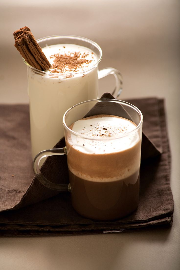 Warmsjokolade met 'n verskil