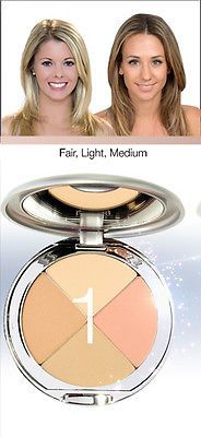 Face Powder: Christina Cosmetics Perfect Pigment #1 Compact BUY IT NOW ONLY: $35.0