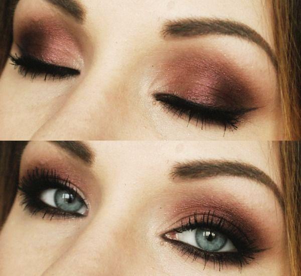 Yılbaşı Makyaj Önerisi | Yaşam Tonu #yılbaşı #makyajı #chritmas #makeup #bold #lipstick #smoke #eyes