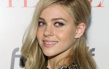 Transformer's star Nicola Peltz's 60's Mod-Hair is seriously simple to recreate. Try it here: bit.ly/1s4rxQx