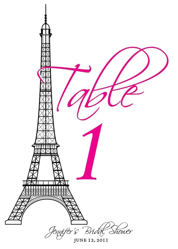 11 best ideas about paris party on pinterest square for Table 52 number