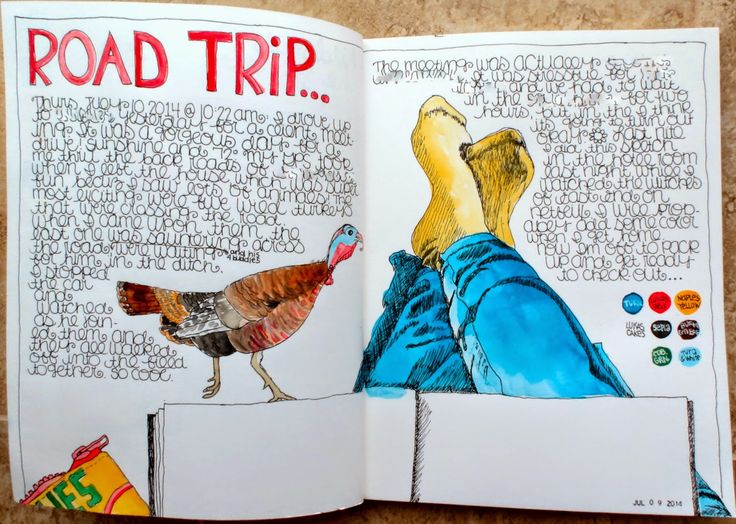 13 Best Dispatch From LA My Travel Journals Images On ...