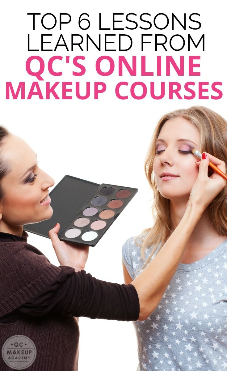 Discover the top 6 lessons learned by #QCMakeupAcademy student Whitney Conn throughout her online makeup course! #makeup #makeupartist #learnmakeup #makeupcourses #makeuplessons #professionalmua #makeupkit #makeupproducts