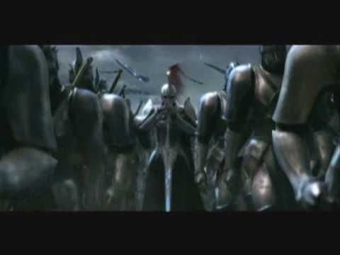 War is Coming -A movie made with movie maker. It has 4 movies which are Warhammer Online, Warhammer Mark of Chaos and Archlord. The musical score is Lux Aeterna the two towers version.
