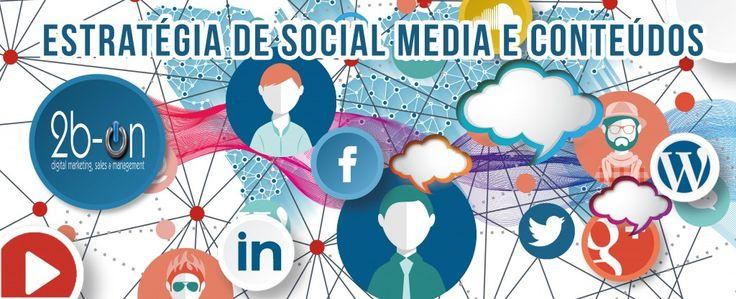 2b-On | Estratégia de Social Media e Conteúdos (Serviços)