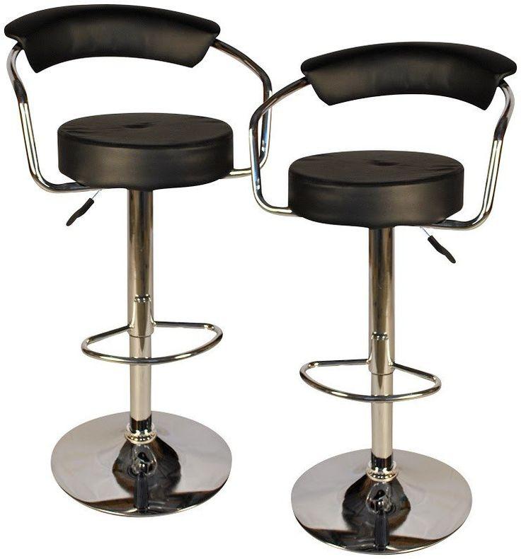 Barstools for 1033 cocktail game on pedestal. comes set-2.