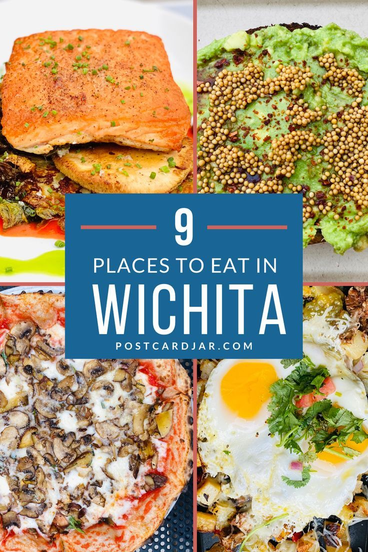 Nine Great Places To Eat In Wichita As Suggested By Locals Places To Eat Eat Healthy Food Options