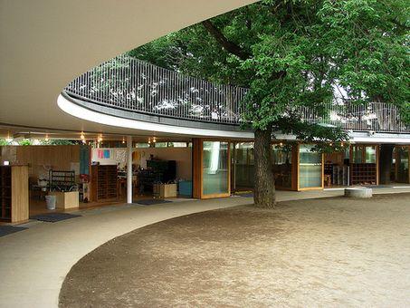 Fuji Kindergarten  Tachikawa near Tokyo   Japan  