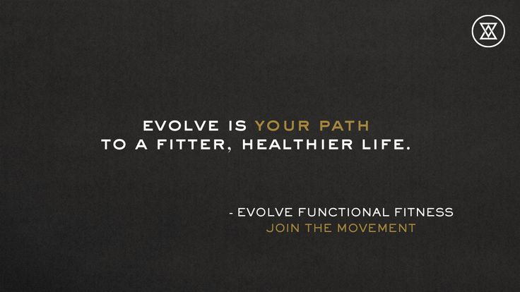 Evolve is your path to a fitter, healthier life. Join the Movement. http://evolvefunctionalfitness.com #builttomove #workout #fitness #health