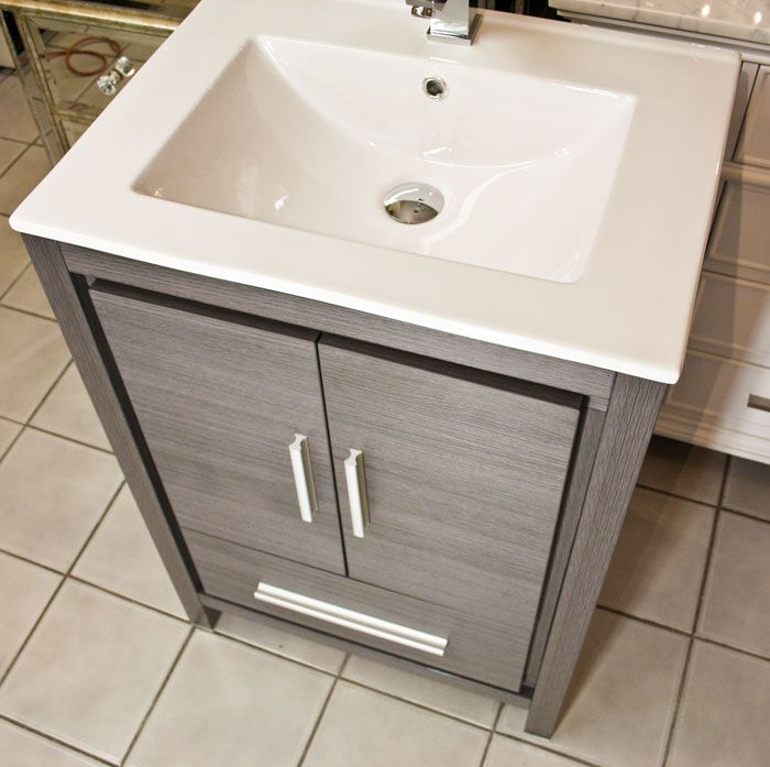 1000 images about bathroom vanities on pinterest for Floor standing mirrored bathroom cabinet