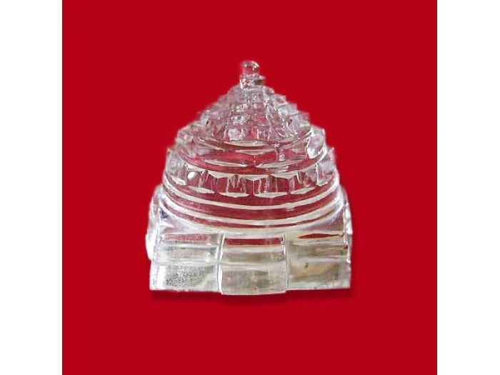 Shree Yantra in Crystal | Online Store from India | Vedicvaani.com, Buy sphatik crystal shree yantra online at best price, Buy shree yantra in USA/UK/Europe at low price, Free worldwide shipping.