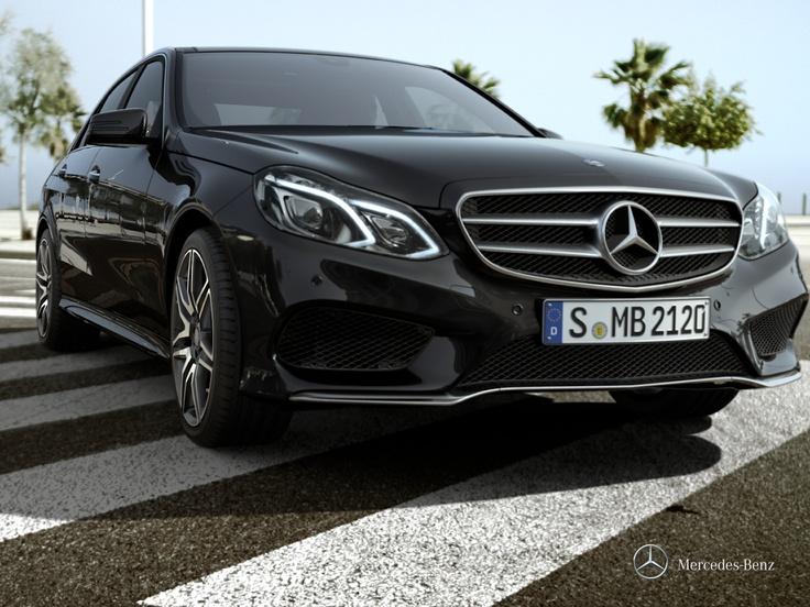 NEW Mercedes E-Class AMG Edition