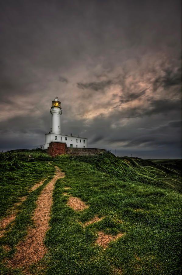 ✮ Flamborough Head Lighthouse - East Yorkshire, England