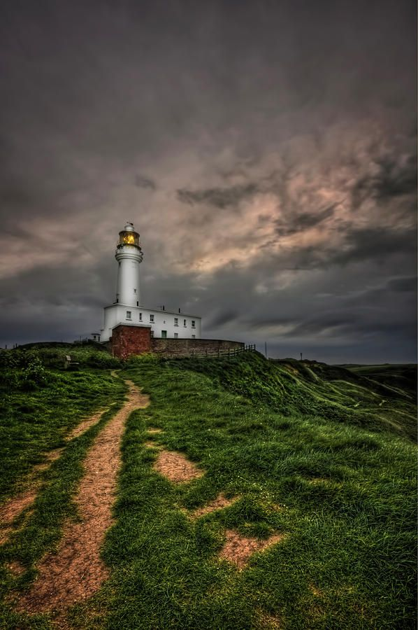 ✮ Flamborough Head Lighthouse - East Yorkshire, England