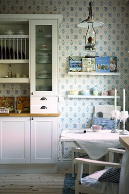 cottage kitchen wallpaper 17 best images about modern cottage style kitchen on 2662