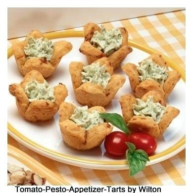 Elegant finger food for wedding shower pictures