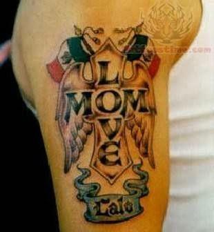 In Loving Memory Mom Tattoos Quotes tattoos memory of mom . quotesgram