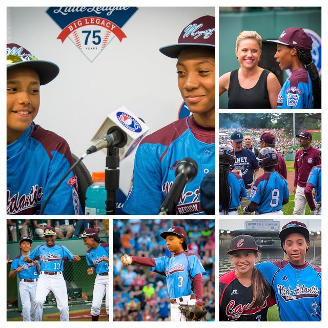 Little League News: The Buzz Of The 2014 Little League World Series Wa...
