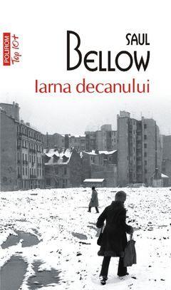 """Romanul Iarna decanului este rezultatul autobiografic al calatoriei lui Saul Bellow in Bucurestiul comunist din anii '70. Aflat in trecere prin capitala Romaniei, decanul Corde (personajul principal al romanului) descrie insolita experienta bucuresteana ca pe o scurta """"vacanta"""", accidentata la tot pasul de peisaje sumbre de viata cotidiana si agresata frecvent de imposibilitatea dialogului, in cele mai elementare forme ale sale."""