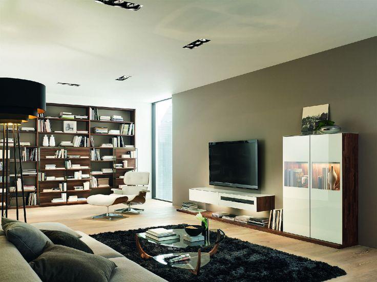 Cubus nábytková sestava bílá / living room furniture