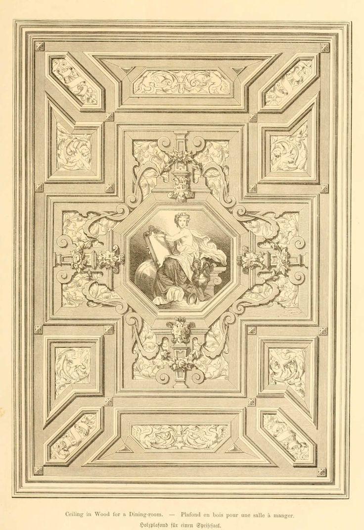 2885 best drawings ornaments images on pinterest crafts deko imgdessins meubles mobilierplafond en bois pour salle a mangerg doublecrazyfo Gallery